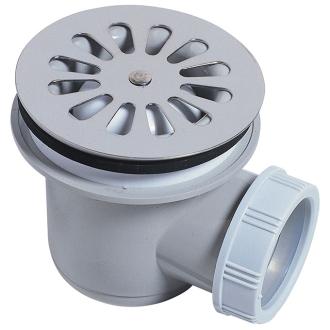 Doccia - vasca da bagno Ø 60 mm - uscita orizzontale - Wirquin